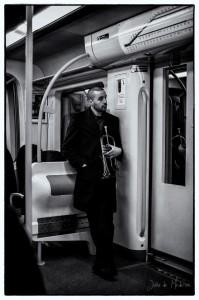 Nuno Santos - Lead Trumpet da Invicta Big Band