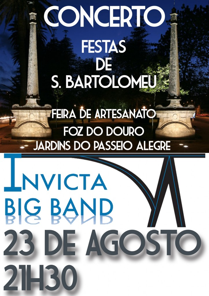 Invicta Big Band - S. Bartolomeu