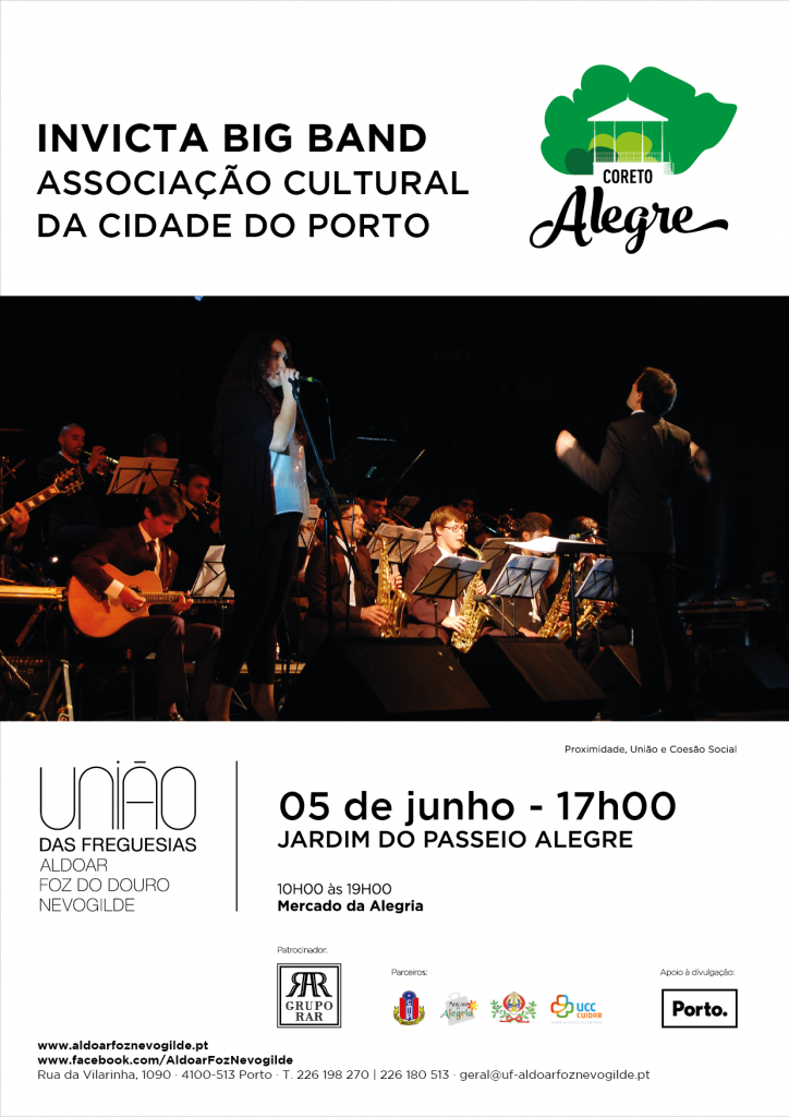Invicta Big Band - Coreto Alegre